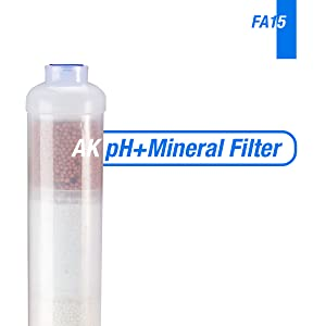 ak water filter replacement pack