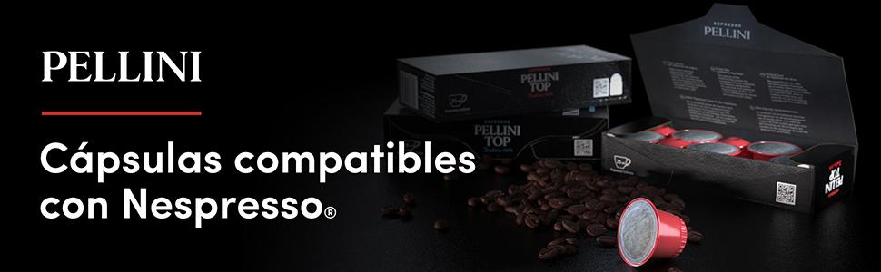 caffè pellini capsule nespresso