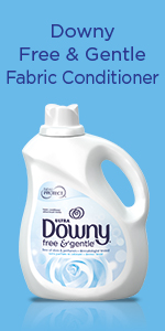 Downy Free & Gentle Fabric Conditioner