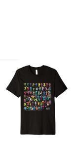 ninja life hacks tshirt book set apparel