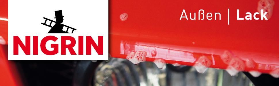 Nigrin 74084 Nigrin Insektenentferner 1000 Ml Trigger Auto