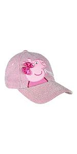 Gorra infantil Peppa Pig;Gorra Peppa Pig niña;Gorra peppa pig para niña;Gorra peppa pig infantil;
