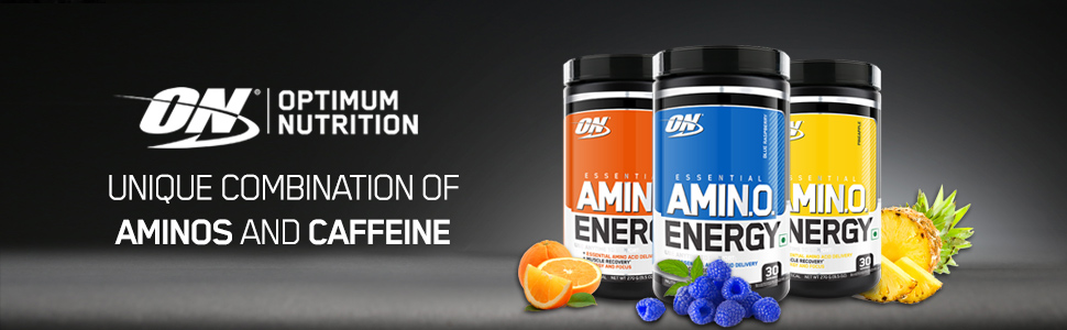Amino Energy, Energy drink, bcaa, energy powder, energy drink, Aminos, ON, Optimum Nutrition