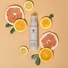 thickening hi high boost volume mousse with aloe citrus fruit essential oil
