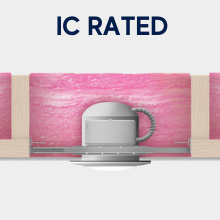 IC RATED HOUSING