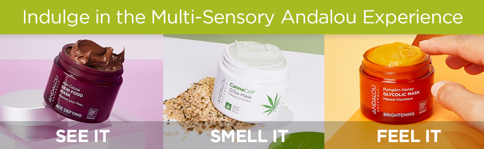 andalou natural skin care and body care, natural beauty