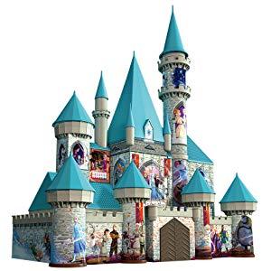 frozen castello 3d