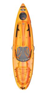 pelican;kayak;sit in kayak;outdoor;watersport;kayaks;pelican boat;perception;sundolphin;lifetime