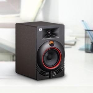 "5"" Full-range Powered Reference Monitor"