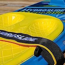 Hydroslide, kneeboard, boating, watersports,