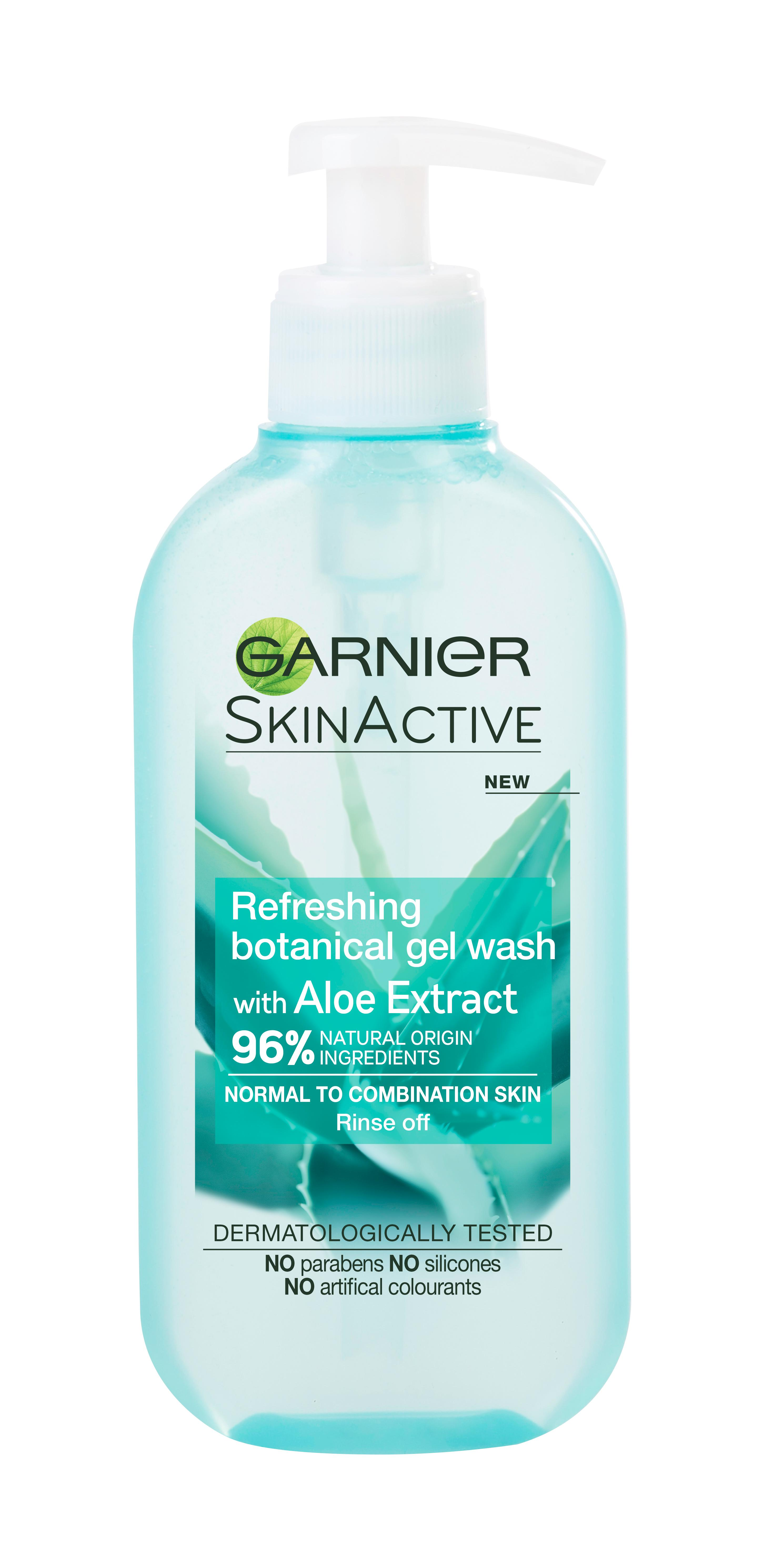 garnier natural aloe extract toner normal skin 200ml beauty. Black Bedroom Furniture Sets. Home Design Ideas