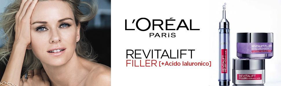 Revitalift, Laser, crema, cream viso, crema per viso, crema giorno, cream notte, trattamento antietà
