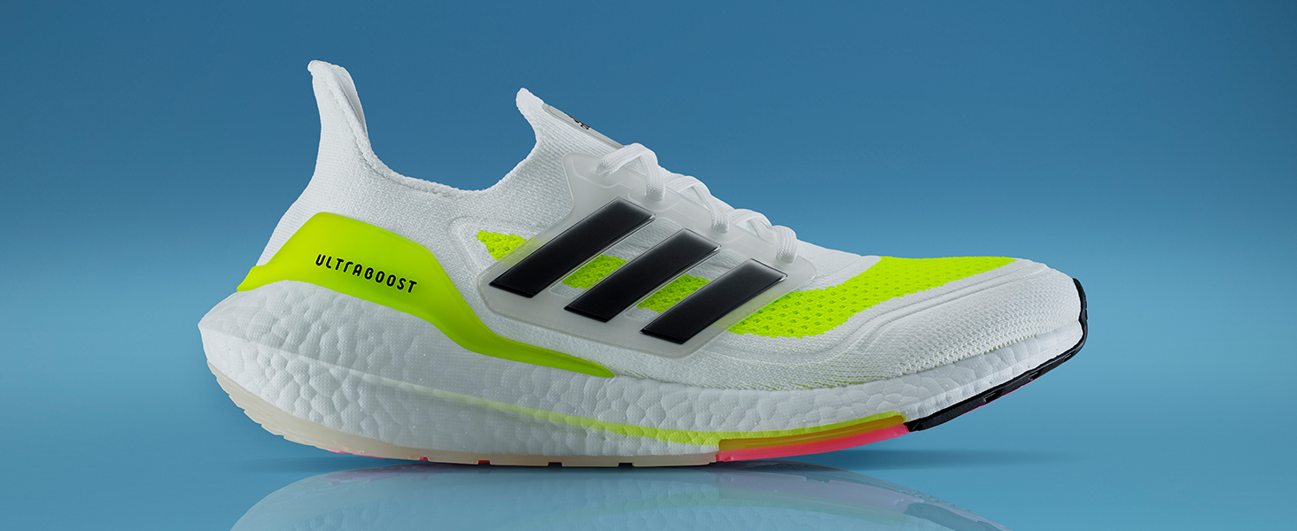 Amazon.com | adidas Men's Ultraboost 21 Running Shoe | Road Running