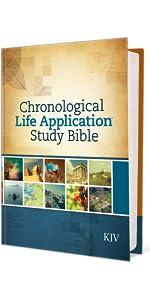 kjv chronological study bible life application nlt in order events brown blue nlt study archaeology