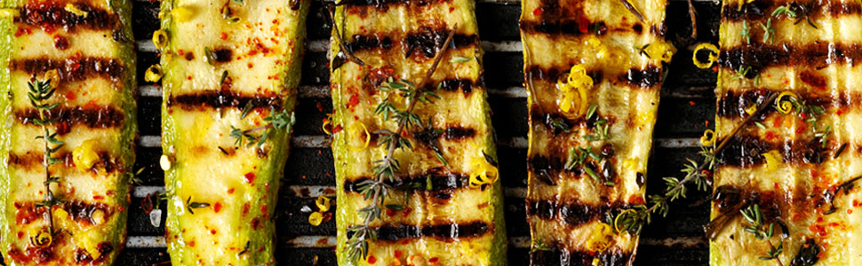 grilled zucchini to perfection