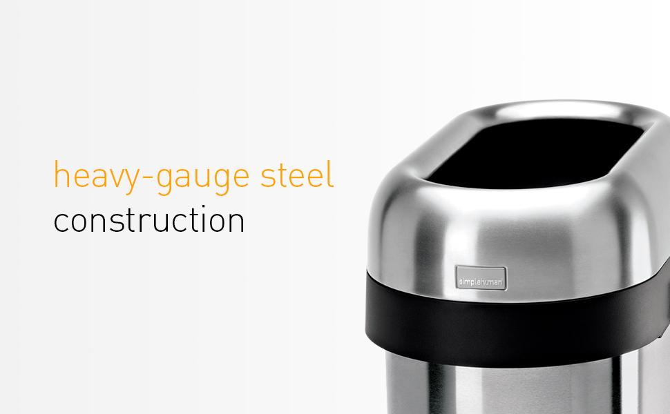 heavy gauge steel