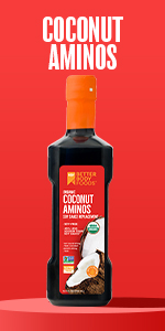 Organic Coconut Aminos Keto Paleo