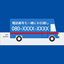 MNP, 電話番号