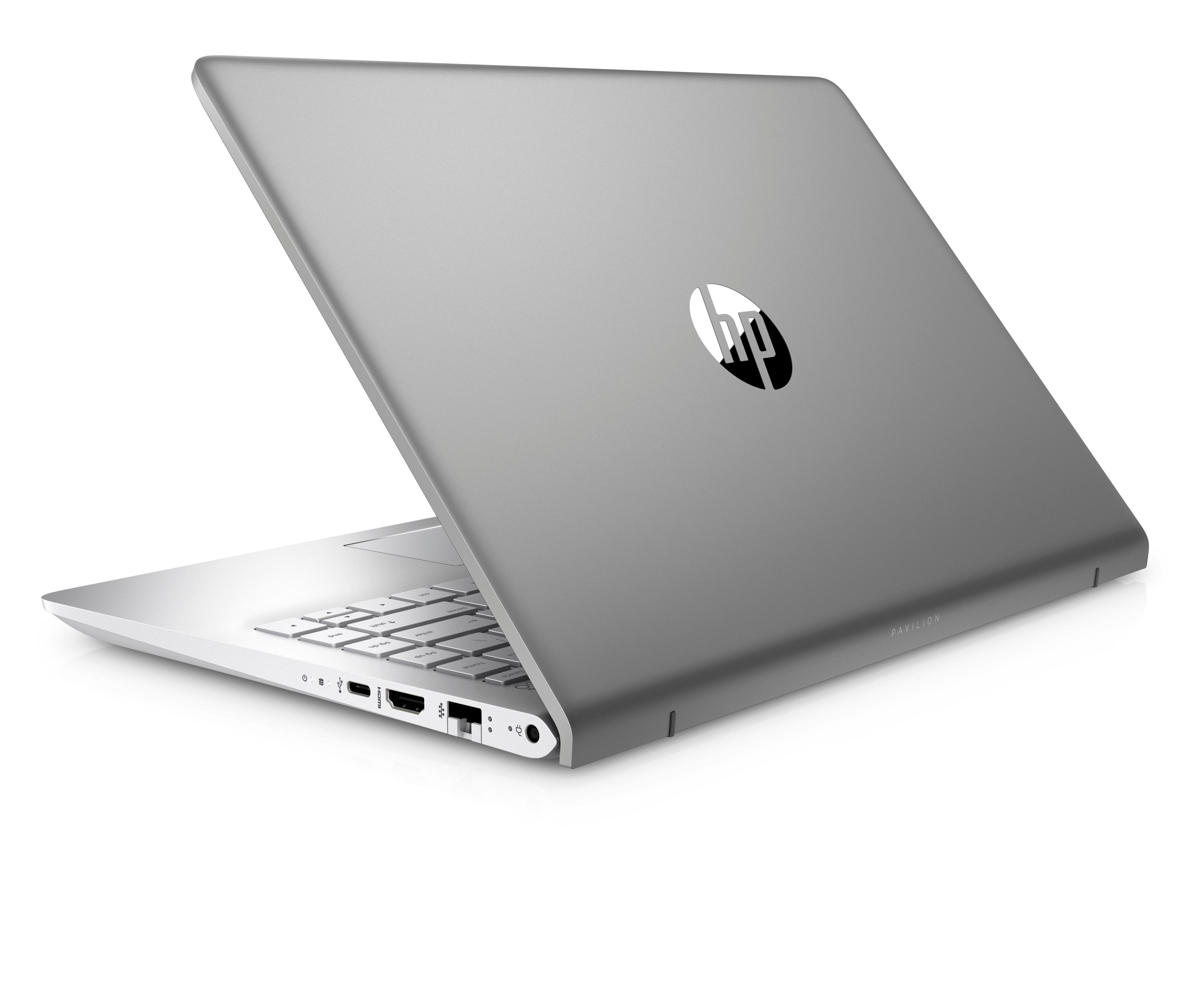 HP Pavilion Pro 14-bf008na 14-Inch FHD Laptop (Mineral ...