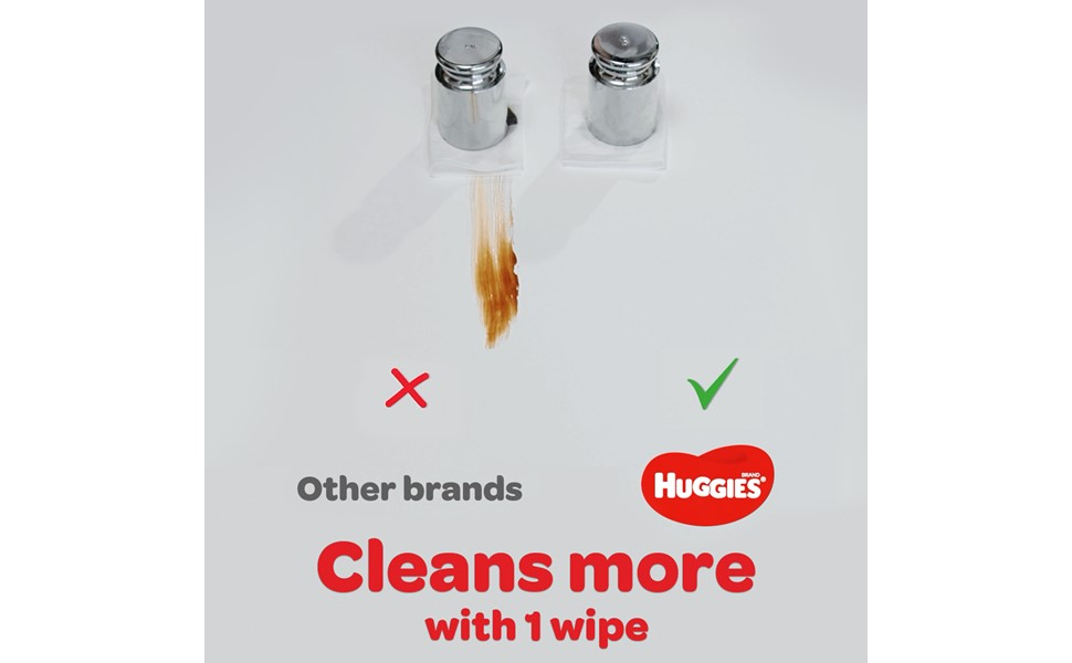 Huggies Wipes Clean