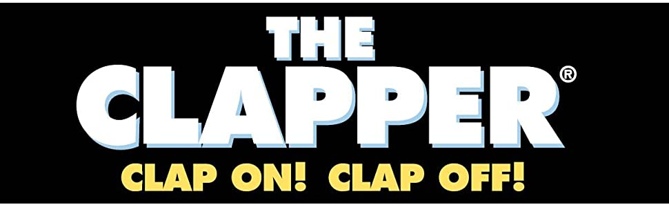 Amazon Com The Clapper Wireless Sound Activated On Off