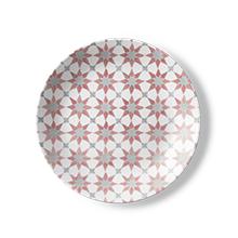 Amalfi Rosa Lunch Plate