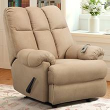 Dorel-Living-Massage-Chair-Beige