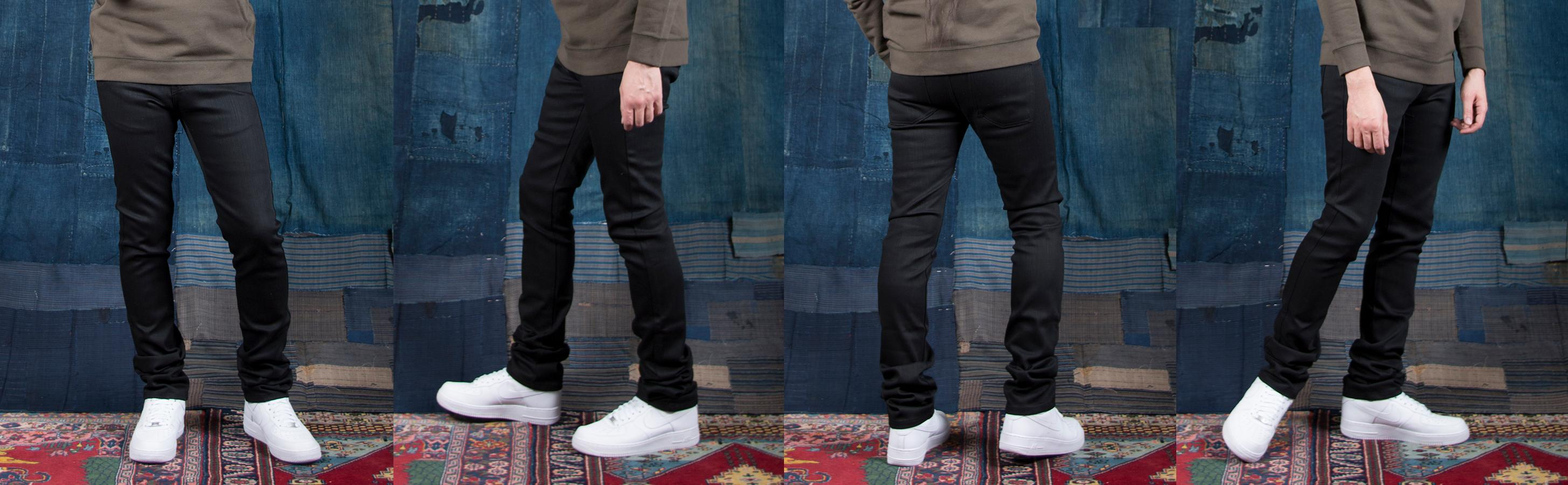 Naked famous easy guy relaxed tapered mens jeans