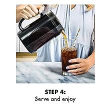 Serve and Enjoy