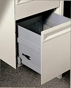 48w x 15h HON 384815LS 38000 Series Hutch Flipper Doors For 48 w Open Shelf Charcoal