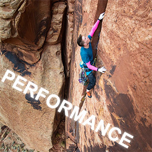 performance climbing shoes