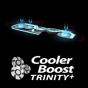 Cooler Boost Trinity+