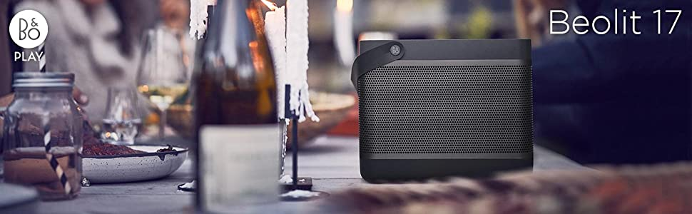Beolit 17, Beolit, B&O PLAY, Bang & Olufsen, Bluetooth-Lautsprecher, Tragbare Bluetooth-Lautsprecher