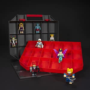 Showcase Of All Roblox Toy Codes 2019 Amazon Com Roblox Action Collection Collector S Tool Box And