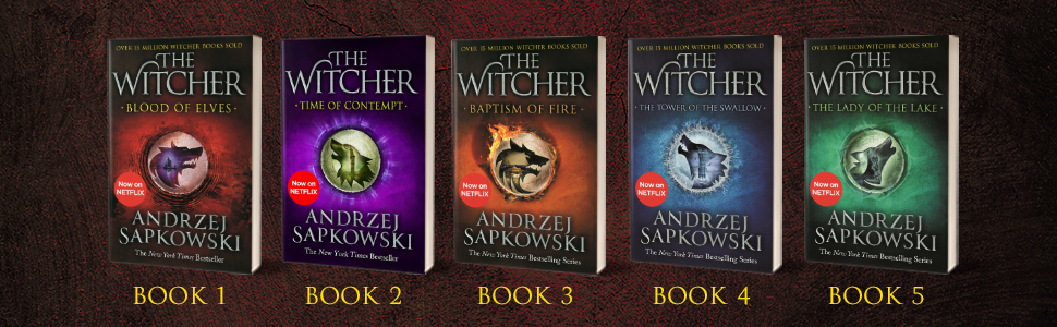 Witcher Novels