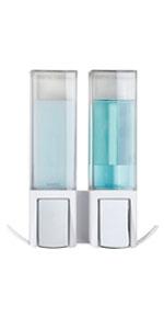 Shower organizer, Shower dispenser, Shampoo, Condition, Body Wash, Soap
