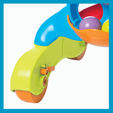 Amazon.com: Playgro 0185503 Caminar con Me Dragon Actividad ...