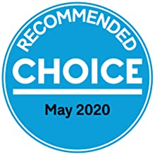 Officially Recommended by CHOICE Experts