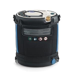 Invacare Platinum Mobile Portable Oxygen Concentrator