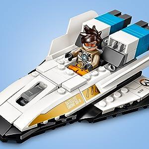 Toy, LEGO, Overwatch