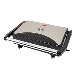 Compact, Grill, 750w, Panini, Toasties, Food, Quest, Kitchen, Cooking