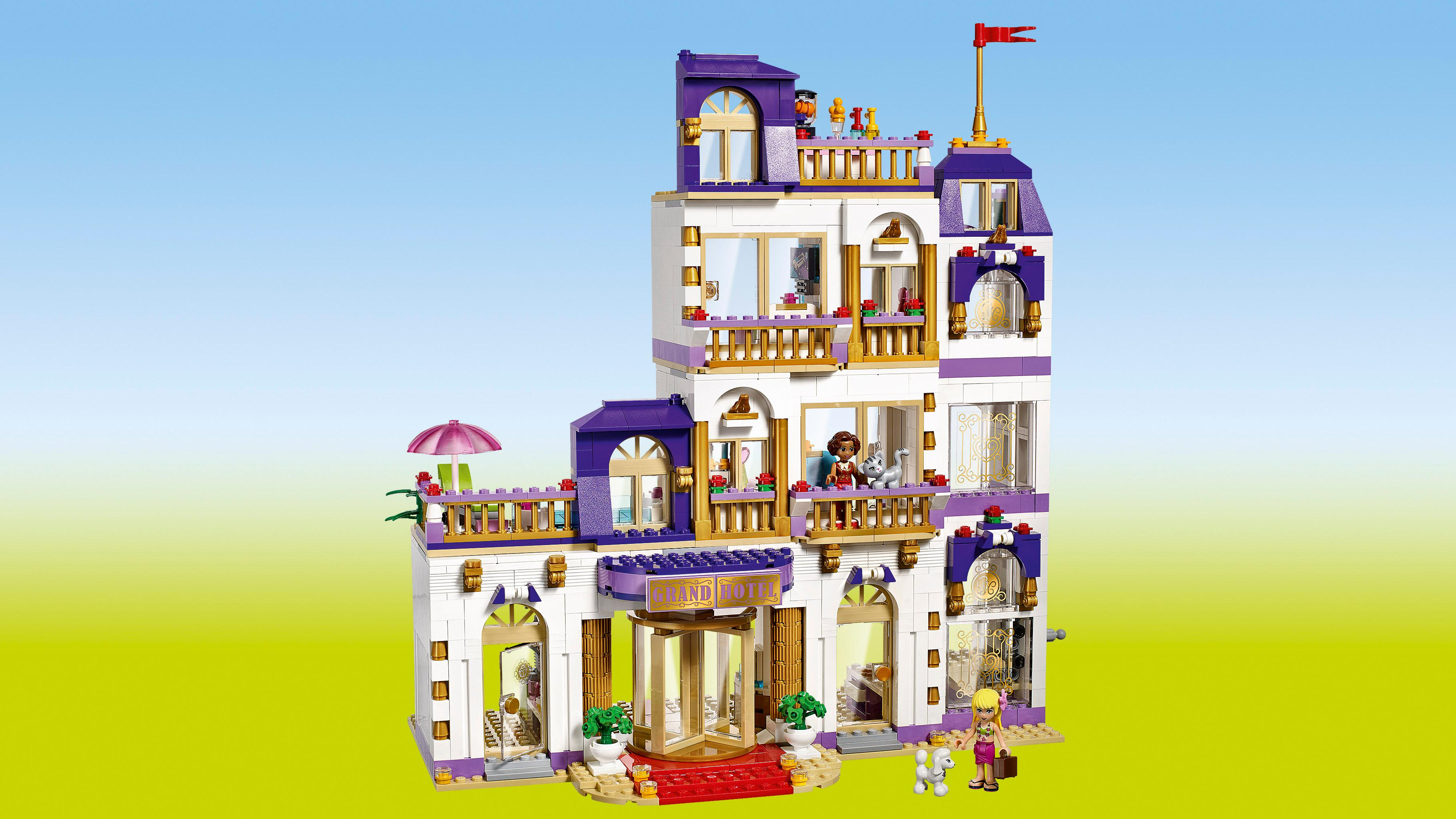 LEGO Friends - El Gran Hotel de Heartlake (41101): Amazon
