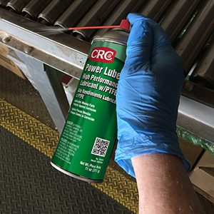Roller, Power Lube, CRC