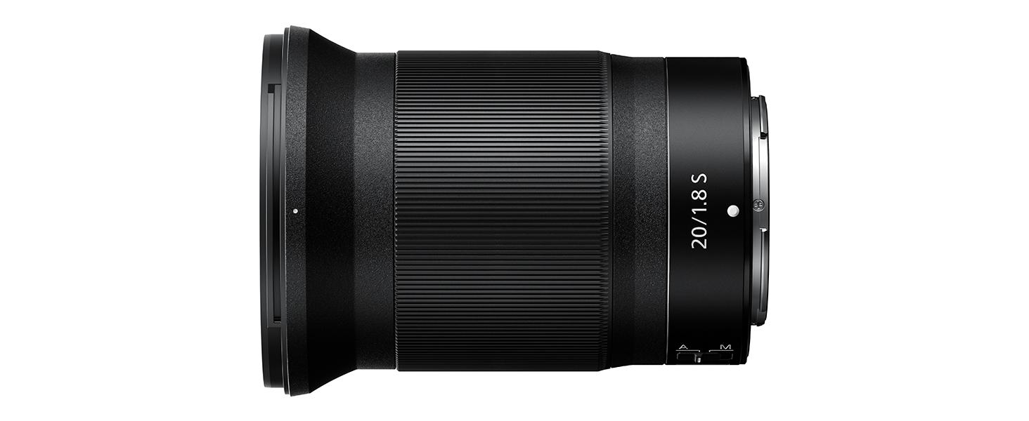 NIKKOR Z 20mm f/1.8S