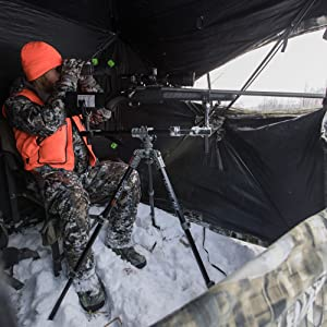 Bipod Shooting Manfrotto Amazonbasics Bushnell Stealthcam Walkers