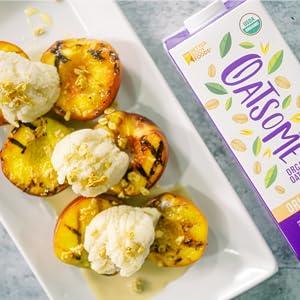oatsome ice cream dairy free ice cream