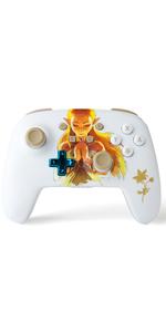Zelda Nintendo Switch Controller