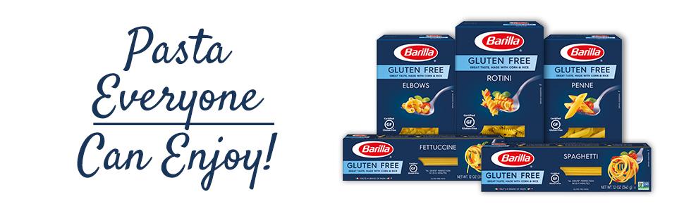 gluten free barilla