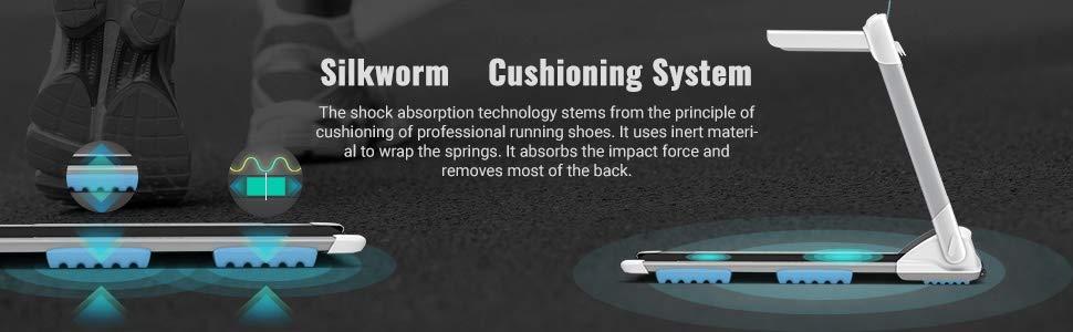 Unisex Adult UrbanTrek Motorised Assembly 2.0 HP Treadmill Android Iphone Application Motor Warranty