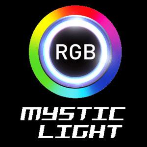 msi b450 gaming pro carbon max wifi mystic light rgb